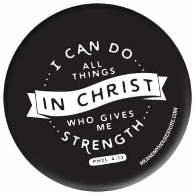 Knapp: I can do all things