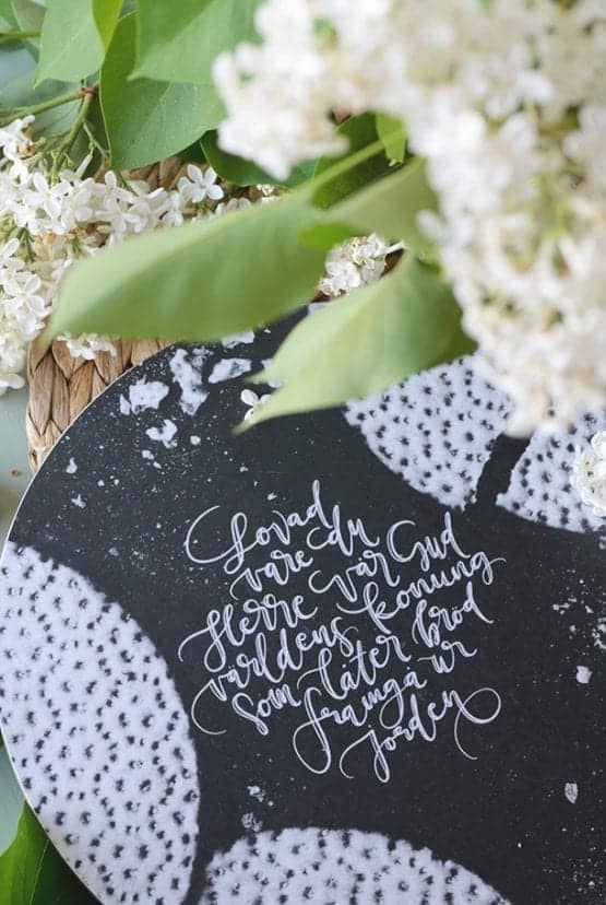 Grytunderlägg: Lovad vare Du, Herre vår Gud