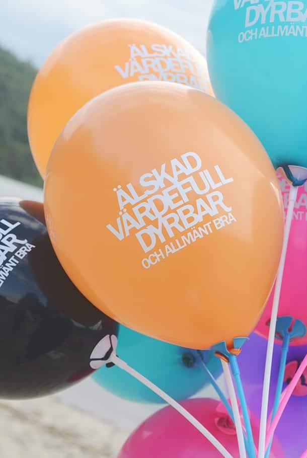 Ballong: Älskad, värdefull, dyrbar och allmänt bra