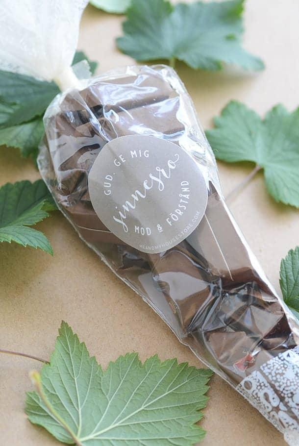 Chokladkola: Sinnesrobönen