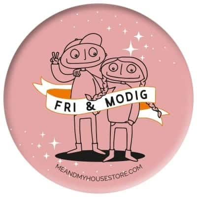 Knapp: Fri & modig