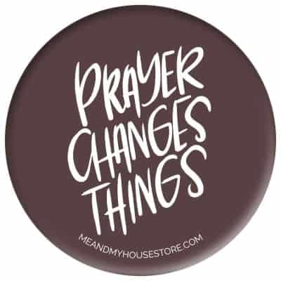 Knapp: Prayer changes things