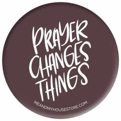 Knapp: Prayer changes things