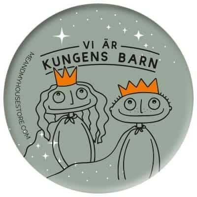 Knapp: Vi är kungens barn