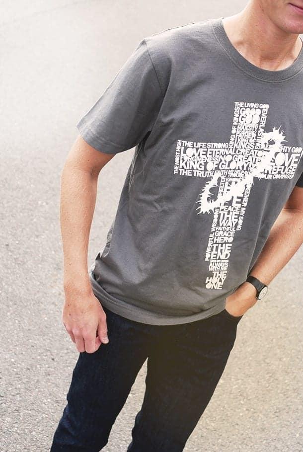 T-shirt: Cross