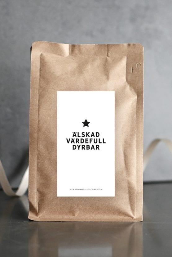 Specialkaffe: Älskad värdefull dyrbar