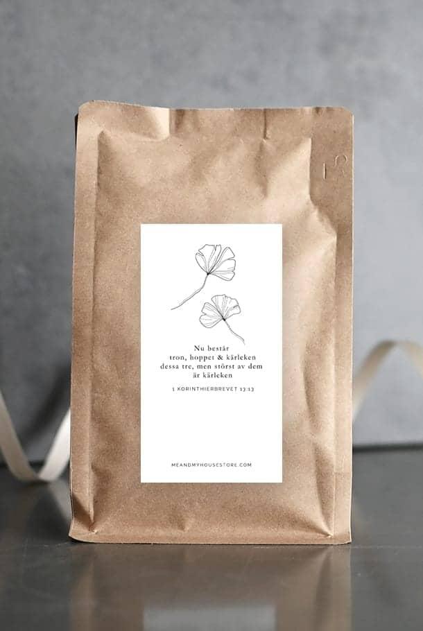 Specialkaffe: Nu består tron, hoppet och kärleken