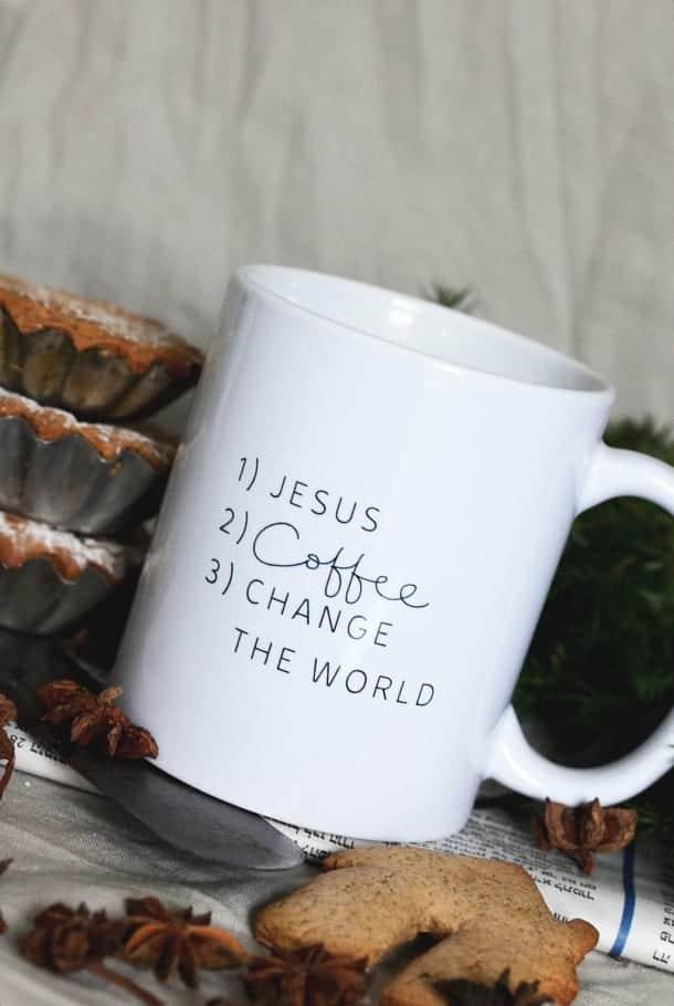 Jesus coffee