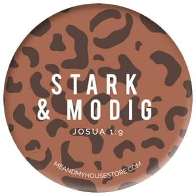 Stark & modig