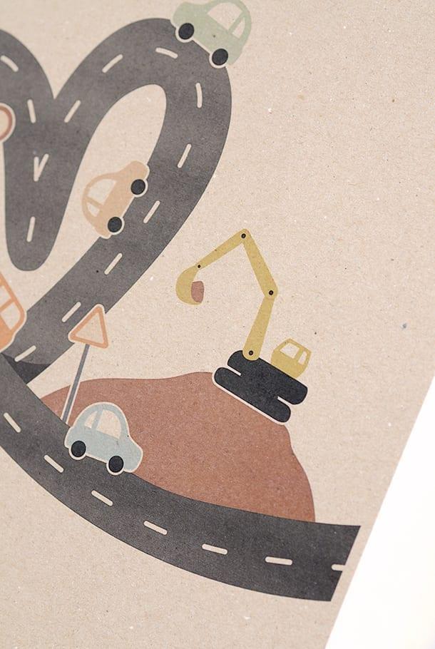 Poster: Gud, led mig på rätta vägar